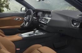 BMW Z4 2019 cockpit