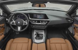BMW Z4 2019 fascia