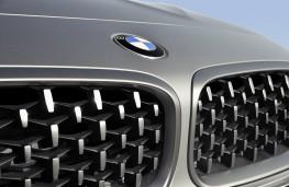 BMW Z4 2019 grille detail