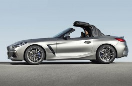 BMW Z4 2019 retractable hood