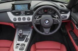 BMW Z4, interior