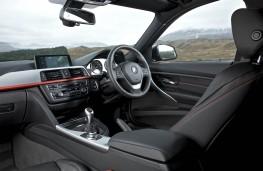 BMW 320d Sport, interior