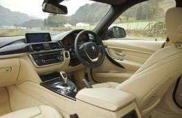 BMW 3 Series, Luxury trim, interior