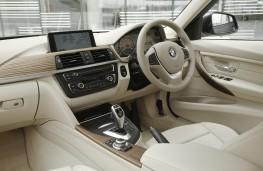 BMW 3 Series, Modern trim, interior