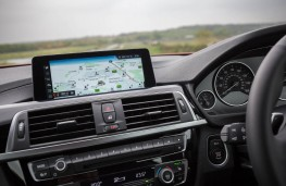BMW 420d xDrive, 2017, dashboard
