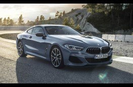 BMW 8 Series Coupe