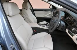 BMW Active Hybrid 3, interior