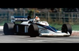 Brabham-BMW BT52, designed by Gordon Murrray