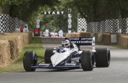 Brabham-BMW BT52, Goodwood Festival of Speed