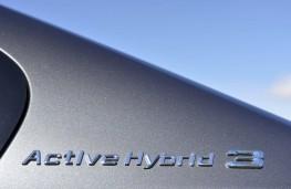 BMW Active Hybrid 3, badge