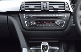 BMW Active Hybrid 3, interior, detail
