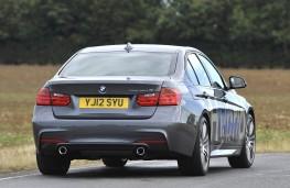 BMW Active Hybrid 3, rear
