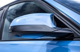BMW M3, door mirrors