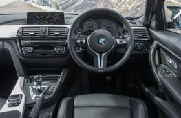 BMW M3, interior