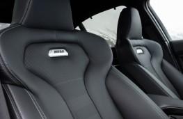 BMW M3, seats