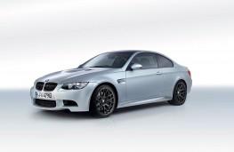 BMW M3 Coupe Frozen Silver