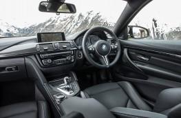 BMW M4, interior