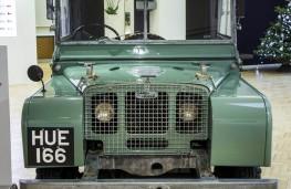 Land Rover Defender 2,000,000 sale, original Land Rover, HUE 166