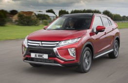 Mitsubishi Eclipse Cross, dynamic