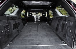 Land Rover Discovery, 2017, boot 1