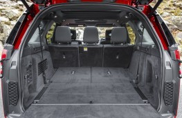 Land Rover Discovery, 2017, boot 3