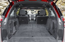Land Rover Discovery, 2017, boot 4