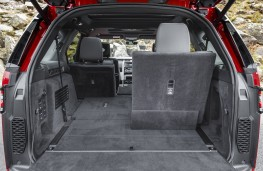 Land Rover Discovery, 2017, boot 5