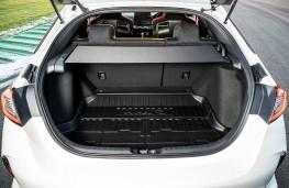 SEAT Ibiza Cupra, boot