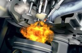 Diesel engine combustion, Bosch common rail