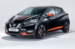 Nissan Micra BOSE Personal Edition, front