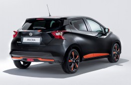 Nissan Micra BOSE Personal Edition, rear