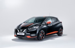 Nissan Micra BOSE Personal Edition, side