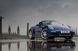 Porsche Boxster Front 2