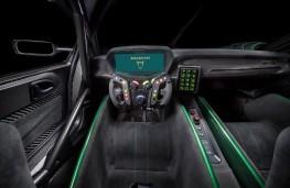 Brabham BT62 cockpit