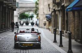 RBW EV Roadster, 2020, rear