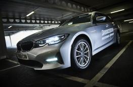 Bridgestone Potenza Sport tyre on BMW 3 Series, 2021
