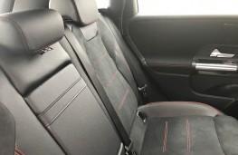 Nissan BladeGlider, seats