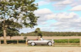 RBW EV Roadster, 2020, side