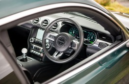 Ford Mustang Bullitt, interior