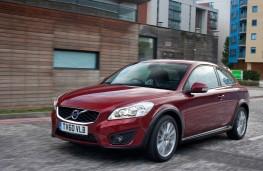 Volvo C30, front