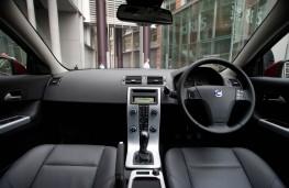 Volvo C30, interior