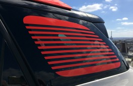 Citroen C3 Aircross, 2017, Venetian blind