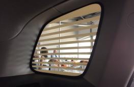 Citroen C3 Aircross, 2017, Venetian blind, interior