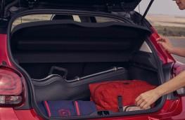 Citroen C3, 2020, boot