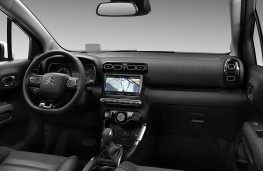 Citroen C3 Aircross, 2021, interior