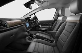Citroen C3, 2020, interior