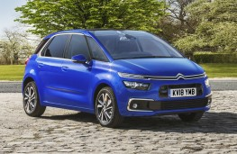 Citroen C4 SpaceTourer, front