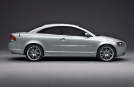 Volvo C70, roof retraction 4