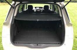 Citroen Grand C4 SpaceTourer, 2018, boot