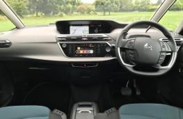 Citroen Grand C4 SpaceTourer, 2018, dashboard